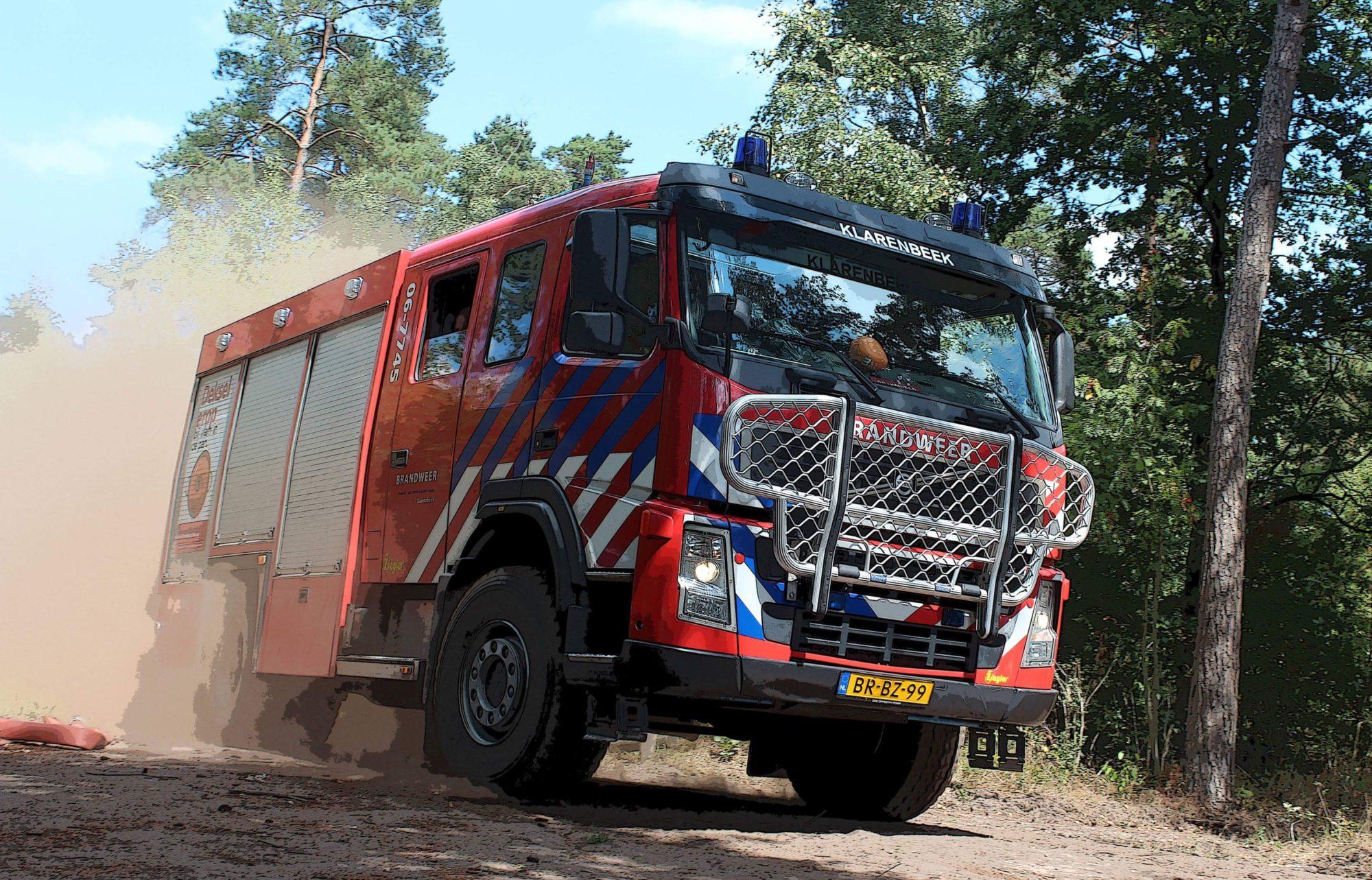 Brandweer Klarenbeek